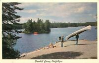 1960s Sawbill Canoe Outfitters Postcard Tofte Minnesota Gallagher 12633