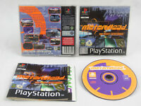 Motorhead PlayStation 1 PS1 Complete PAL