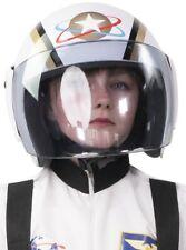 Chicos chicas espacio Explorer casco astronauta disfraz Sombrero De Fiesta Traje De Disfraz