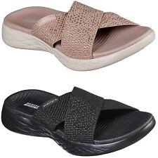Sandali da donna ciabatta infradito Skechers taglia 38,5