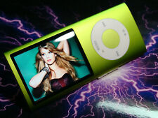 Green iPod™ Nano 4th Gen 8GB - NEW BATTERY INSTALLED - Your iPod_Wizard