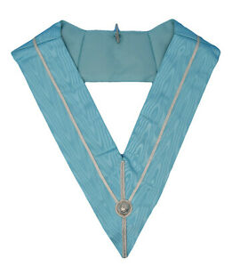Masonic Regalia Craft Past Master Collar