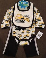Baby Gear Boys 4-piece Set *brand New* Size 3-6M