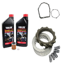 YZ250F Tusk Clutch Kit  Springs & Oil Change Kit cover gasket 2003 - 2007 Yamaha