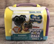 Disney Junior Puppy Dog Pals Travel Pets Figures Series 4 Blind Pack - New