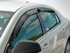 Tape-On Vent Visors for 2008 - 2012 Chevy Malibu