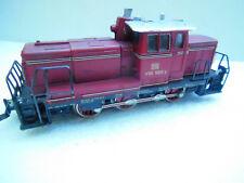 Güterzug, V60 + 6 Wagen, analog