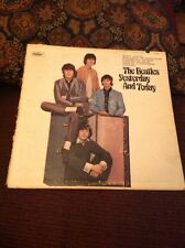 THE BEATLES Yesterday And Today  LP