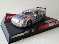 "Scx Scalextric Slot Ninco 50230 Mercedes CLK DTM - D2 n°2 "" - T. Jäger"