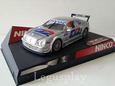 "SCX Scalextric Slot Ninco 50230 Mercedes CLK DTM ""D2 Nº2"" - T. Jäger"