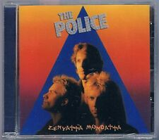 THE POLICE ZENYATTA MONDATTA CD  SIGILLATO!!!