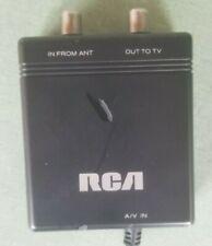 RCA CRF020 RF Modulator for Camcorder