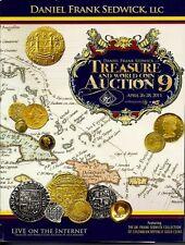 Daniel Frank Sedwick Treasure Auction 9, April 2011, shipwreck treasure coins