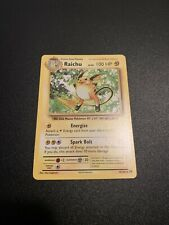Raichu 36/108 Non Holo Rare Evolutions Deck Exclusive Near Mint