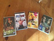 bundle psp games 4 for £10