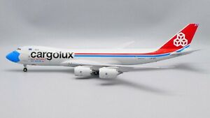 Cargolux Boeing 747-8F LX-VCF Not Without Mask JC Wings JC2CLX0079 XX20079 1:200
