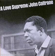 JOHN COLTRANE A LOVE SUPREME PROMO POSTER ORIGINAL