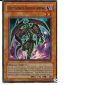 CARTA YU-GI-OH - EROE MALVAGIO PRODIGIO INFERNALE - DP06-IT008 - IN IT - FOIL