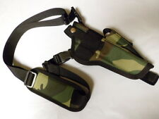 "Right Hand CAMO Bandoleer Holster PARA ORDNANCE 1911 Longslide with 6"" Barrel"