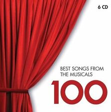 100 Best Songs from Musicals [CD]