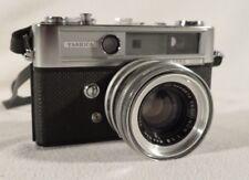 For Parts - Yashica II Lynx 5000 Camera w/ Yashino 1:1.8 F4.5cm Lens No. 6240873
