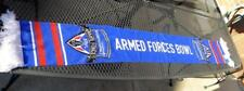 Lockheed Martin Armed Forces NCAA Bowl Game Knit Scarf Air Force Falcons