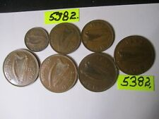 7  x  coins   IRELAND      56    gms      Mar5382