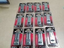 """Lot of 12 - Master Lock 703D Security Hasp, 3-1/2"""""""