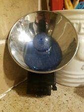 """VintageArgus Flash with 5"""" Reflector - Shoe Mount"""