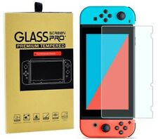 Nintendo Switch,Switch Lite Tempered Glass Screen Protector Premium 9H Hardness