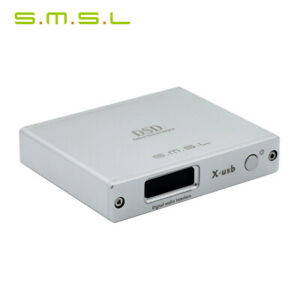 SMSL X-USB II USB Audio Digital interface Converter DAC  XMOS 768KHZ DSD512 I2S