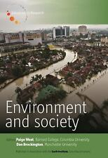 Environment and Society 2010 (2010, Paperback)