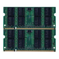 Noname Random RAM SO DIMM DDR2 PC2 4GB (2GBx2) 6400S 200Pin 800Mhz Laptop 2316