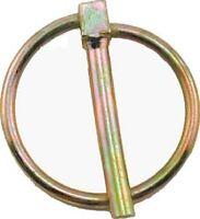 10 X Goupille de Sécurité Attelage Remorque Lynch Clip Tailles 6MM 8MM Ou 10MM