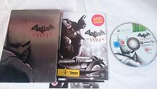 BATMAN ARKHAM CITY EDICION LIMITADA JOKER 2 PAL MICROSOFT XBOX 360 STEELBOOK