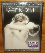 GHOST Special Collector's Edition DVD Swayze Moore Goldberg Drama Romance NEW