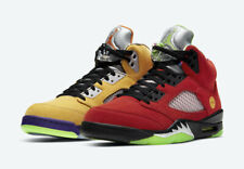 "Air Jordan 5 ""What The"" - CZ5725-700 - Size 7 - 13"