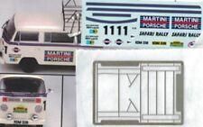 Transkit 1/43 VOLKSWAGEN TRANSPORTER ASSISTENZA PORSCHE SAFARI '78 Arena Tk055