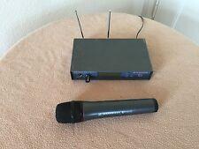 SENNHEISER EW 500 g2 nastro D, 786-822 MHz, con antenne, Micro & ALIMENTATORE