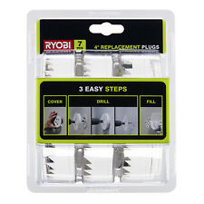 Ryobi Plaster Repair Replacement Plugs