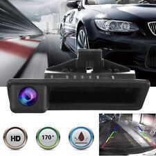170° Reverse Handle CCD HD Camera For BMW E82 E88 E84 E91 E92 E93 E60 E61 E70