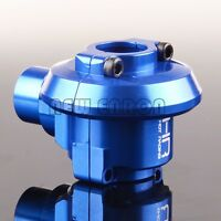 Blue Aluminum Differential Housing Case RVO11L06 For RC Traxxas E-Revo/Revo 3.3