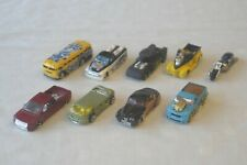 Vintage Mattel Hot Wheels Vehicles Nice Lot Bundle 9 Cars Vans 1990s 2000s