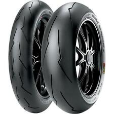 Pirelli Diablo SuperCorsa SP V2 Tire  Rear - 180/55ZR-17 2244800*