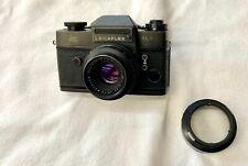 Macchina Fotografica Vintage Leica Leicaflex SL2 SL 2 Leitz + Obiettivo 50 mm