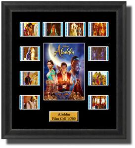 Backlight Aladdin 2019 Film Cell Memorabilia FilmCells