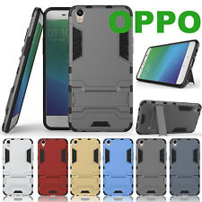 OPPO R11s R9s Plus F1S A57 A73 A77 Hybrid Shockproof Heavy Duty Phone Case Cover