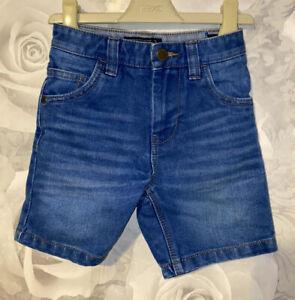 Boys Age 4 (3-4 Years) Next Denim Shorts