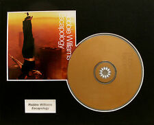 Robbie Williams Escapology CD Presentation