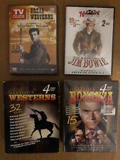 Tv Classics Bonanza & Westerns, & Great Western North West Passage, The Adven